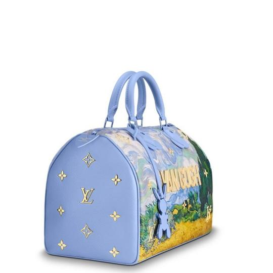 Louis Vuitton Tote in Soft Blue Image 1