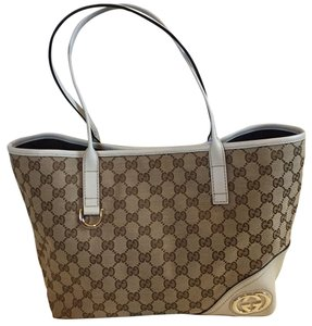 Gucci Tote in White