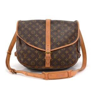 Louis Vuitton Monogram Canvas Vintage Shoulder Bag