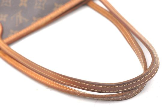 Louis Vuitton Neverfull Mm Monogram Tote in Brown Image 4