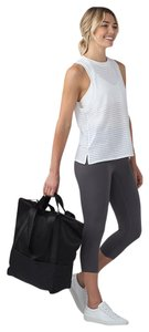 Lululemon Yoga New With Tag Tote in black