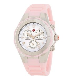Michele Tahitian Jelly Bean Large Case Watch