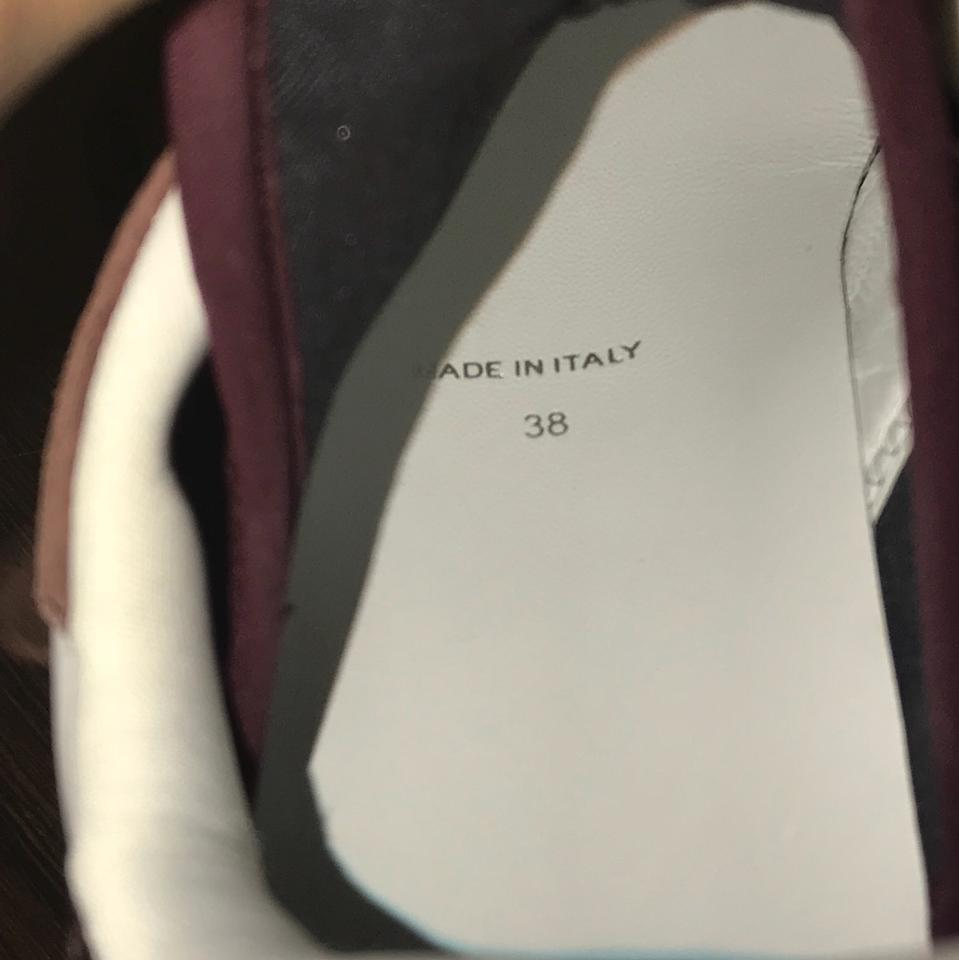 Slip Maroon Sneaker Elastic Runner on Givenchy Sneakers x1URq1