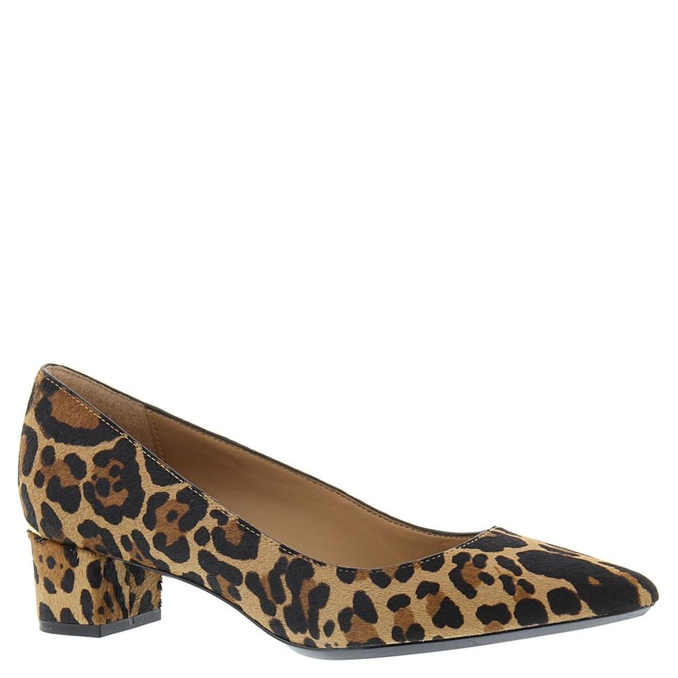 ad6562ca1a43 Calvin Klein Leopard Print Genoveva Winter Pumps Size US 9.5 Regular ...