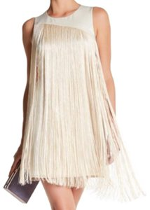 Rachel Roy Party Fringe Cocktail Dress