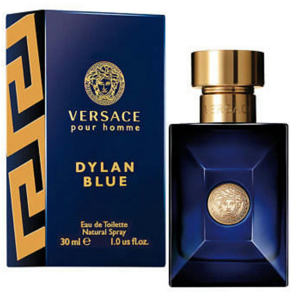 35753cee0ca Versace Dylan Blue Pour Homme By Versace-edt-1.0 Oz-30 Ml-italy Fragrance
