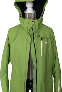 Marker Lime green Jacket