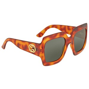 537550a12b Brown Gucci Sunglasses - Up to 70% off at Tradesy (Page 3)