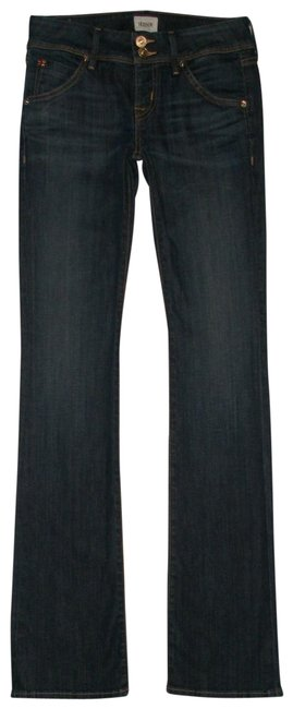 Item - Blue Dark Rinse Baby Boot Cut Jeans Size 25 (2, XS)
