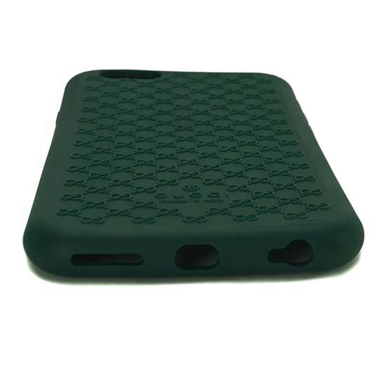 Gucci GUCCI 399029 GG Microguccissim Iphone 6 Cover, Green Image 7