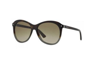 Prada Prada Women Sunglasses PR13RS TKT1X1 Havana Frame Brown Gradient Lens