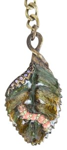 Jay Strongwater Jay Strongwater | Leaf Key Ring