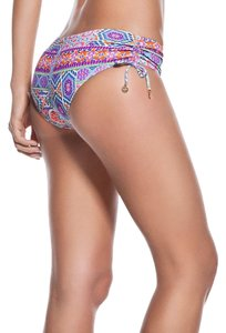 OndadeMar OndadeMar Women's Adjustable Sides Hipster Bikini Bottom