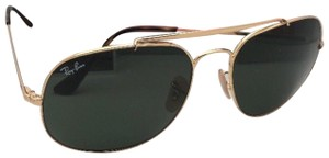 Ray-Ban New RAY-BAN Sunglasses THE GENERAL RB 3561 001 57-17 Gold Aviator G15