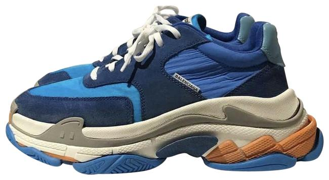 Item - Blue Triple S 2.0 Mensus6/Eu39 Sneakers Size EU 39 (Approx. US 9) Regular (M, B)