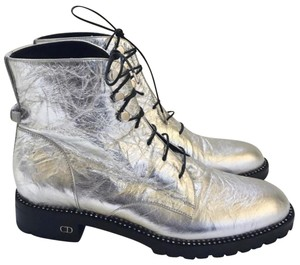Dior silver Boots