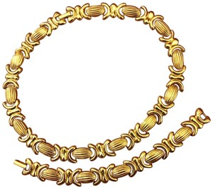 Avon necklace & Bracelet set