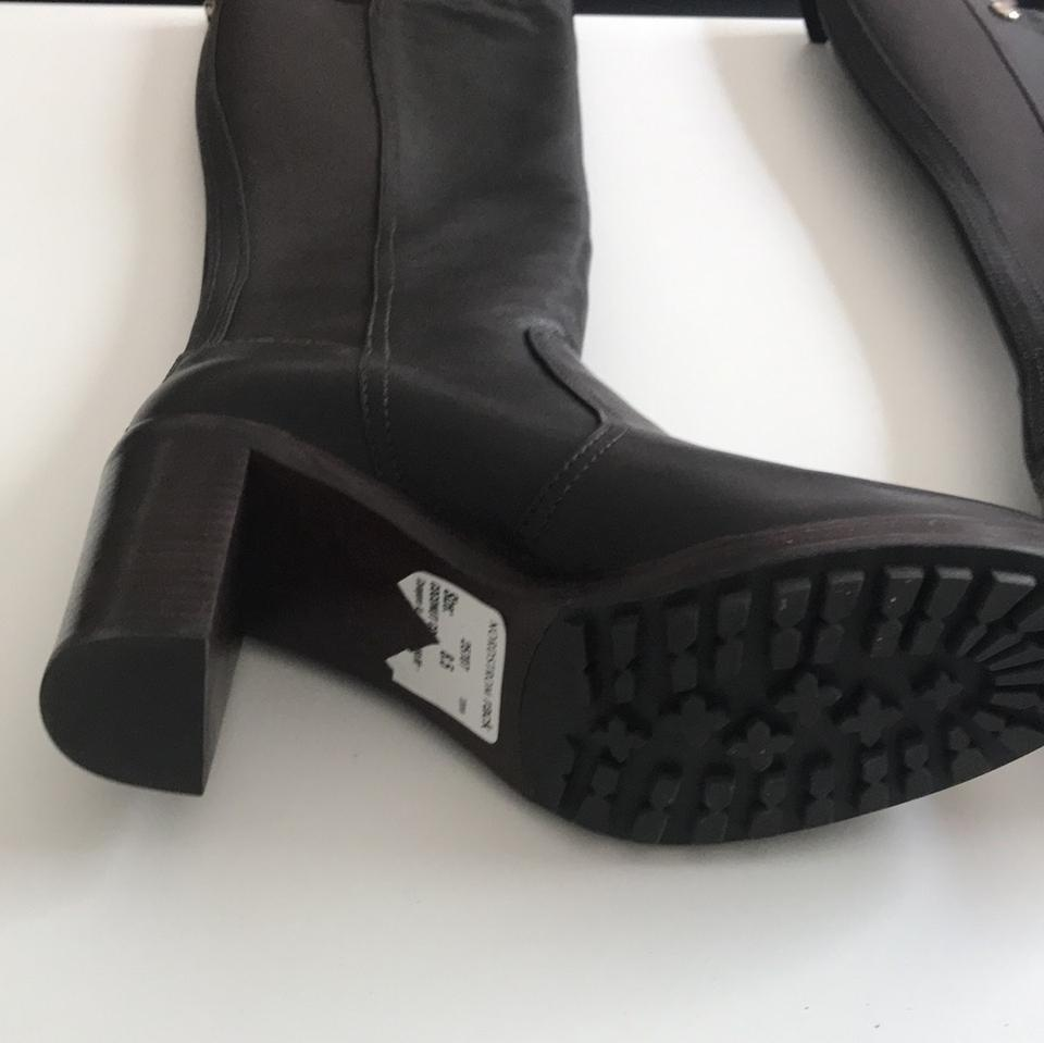 2a6d1874b78b Tory Burch Brown Sullivan Tall Coconut Boots Booties Size US 8.5 ...