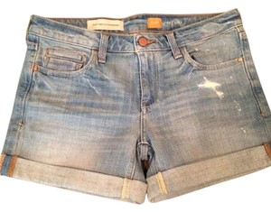 Anthropologie Cut Off Shorts Light wash