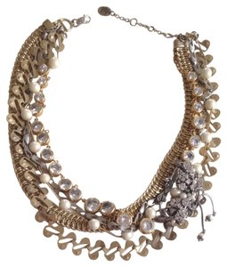 Juicy Couture Juicy Couture Multi Layered Statement Necklace
