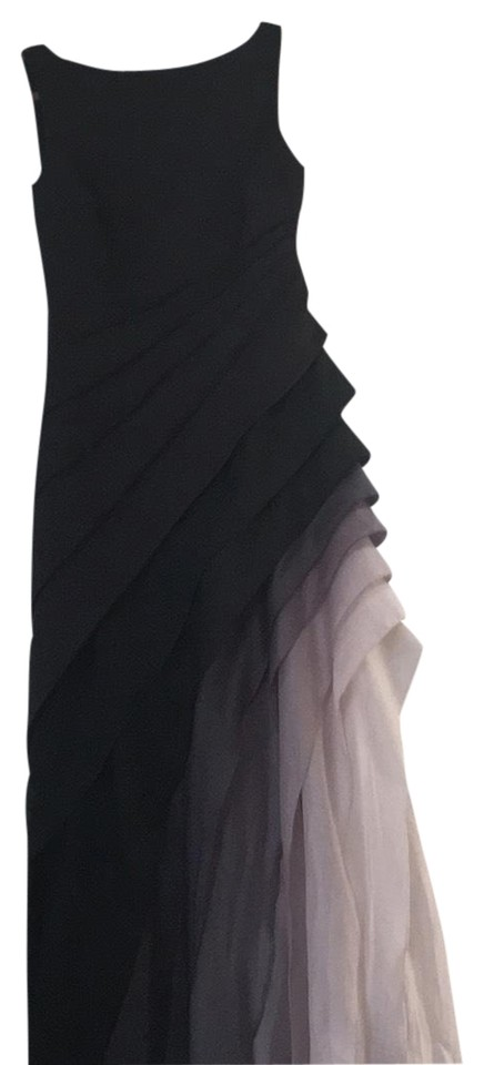 Halston Heritage Gown Long Formal Dress Size 4 (S) - Tradesy