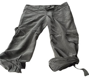 The Limited Capris green