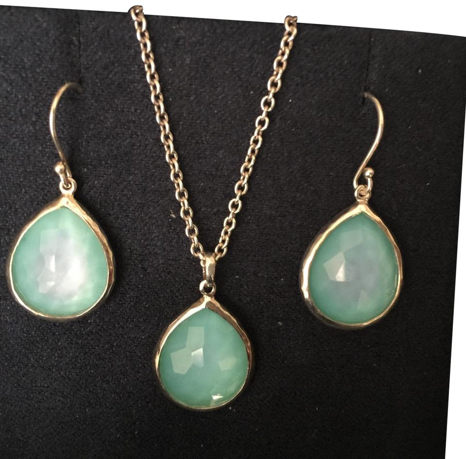 Ippolita Mother Of Pearl Earrings Necklace