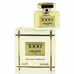 Jean Patou MINI-1000 JEAN PATOU FOR WOMEN-EDP-0.16 OZ-5 ML-FRANCE