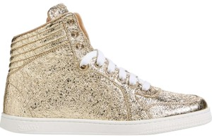 Gucci Miu Miu Sneakers Gold Athletic - item med img