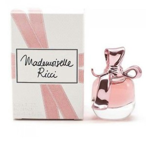Nina Ricci MINI-MADEMOISELLE RICCI-WOMEN-EDP-0.14 OZ-4 ML-FRANCE