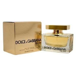 Dolce&Gabbana Dolce Gabbana The One-75ml 2.5oz Eau De Parfum Perfume Box Original