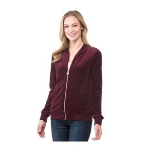 MICHAEL Michael Kors Merlot / Red Jacket