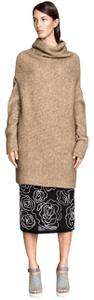 H&M Kendall Jenner Turtleneck Cocoon Sweater