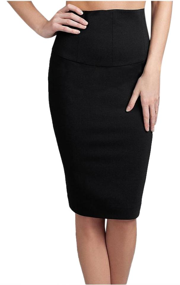 8020fb5ed9c43b Marciano Black Guess Willa Stretch Wool High Waisted Fitted Slim ...
