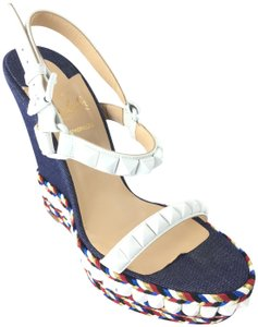d1ef789b2ce Women s Blue Christian Louboutin Shoes - Up to 90% off at Tradesy