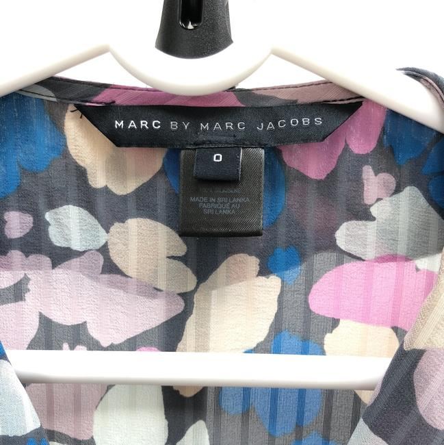 Marc by Marc Jacobs Button Down Shirt Pastel pink, nude, blue, light grey and dark grey Image 1