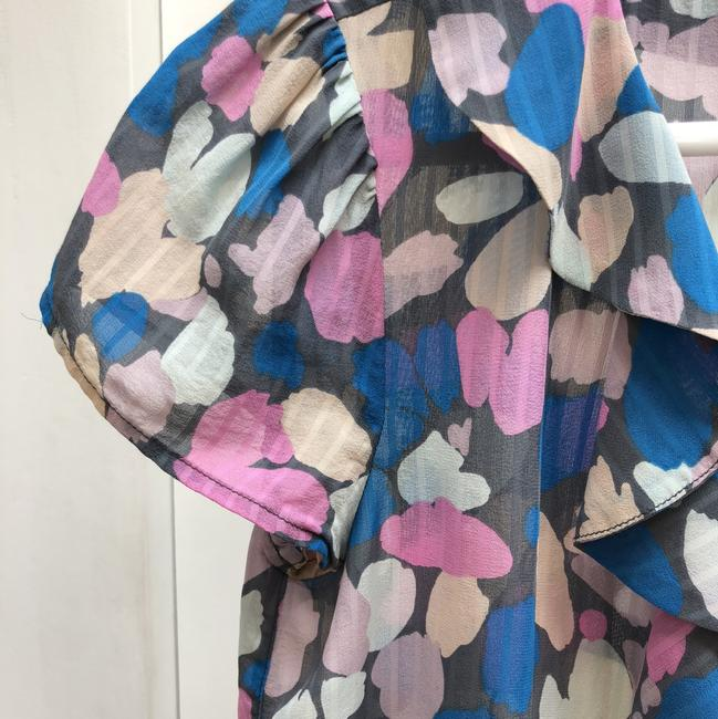 Marc by Marc Jacobs Button Down Shirt Pastel pink, nude, blue, light grey and dark grey Image 7