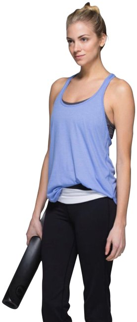 Item - Silver Heathered Lullaby 105 F Singlet - Tank Top/Cami Size 6 (S)