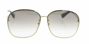 Gucci Oversized Square Frame Metal
