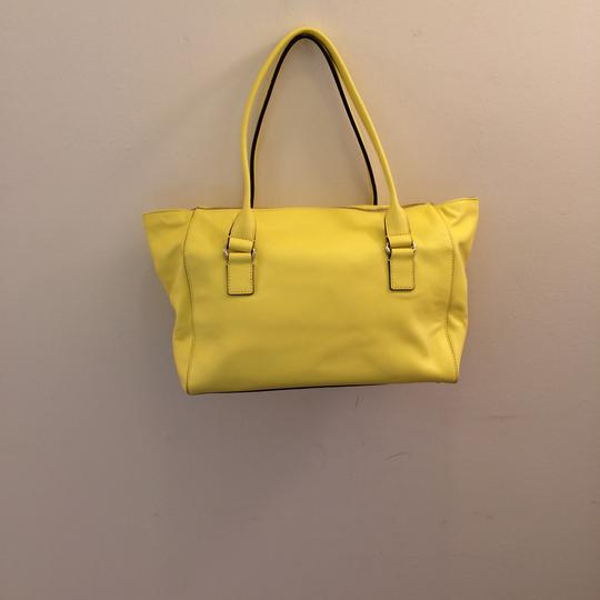 Kate Spade Satchel in yellow Image 2