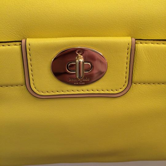 Kate Spade Satchel in yellow Image 4