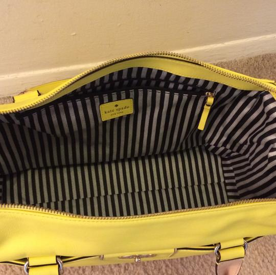 Kate Spade Satchel in yellow Image 7