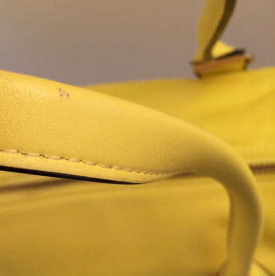 Kate Spade Satchel in yellow Image 8
