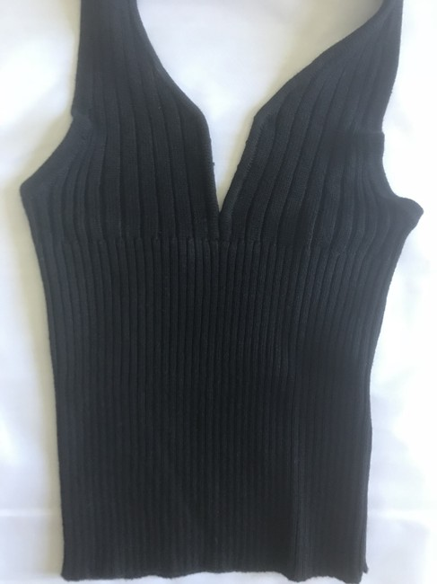 Guess By Marciano black Halter Top Image 1