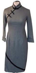 China Style short dress Blue on Tradesy