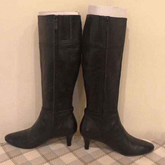 Cole Haan Black Boots Image 1