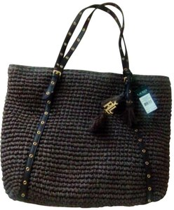 Ralph Lauren Collection Tote in Choco