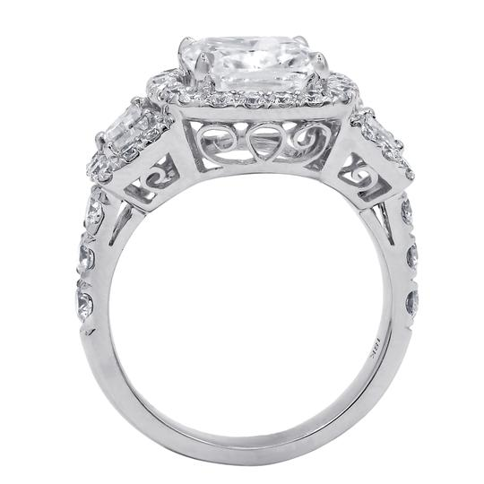Incredibly 4.72 Tcw Diamond Gia Certified. Engagement Ring Image 1