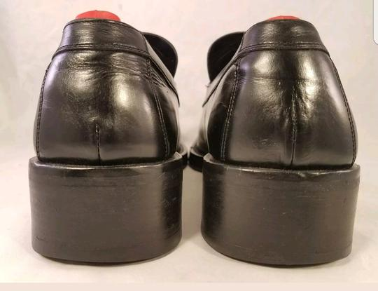 Gucci Black Man Loafers Size 8.5 Fits As Us 9.5 Shoes Image 2