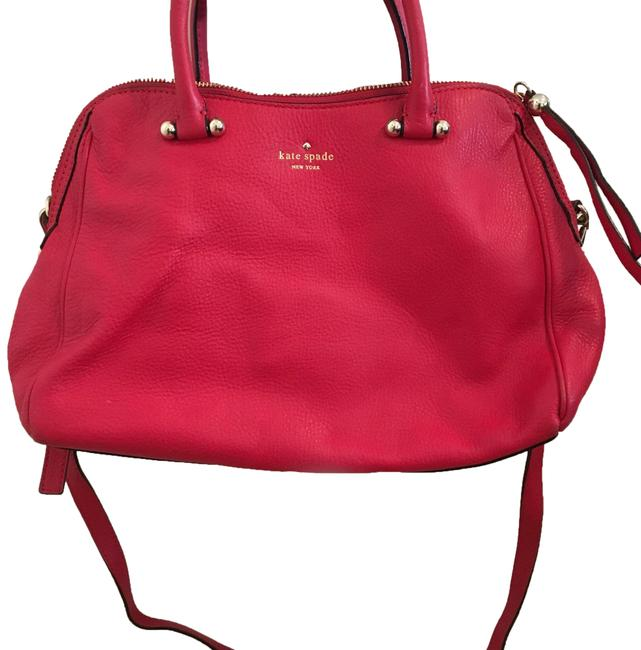 Item - Medium Sized Purse In Good Condition Red Leather Hobo Bag